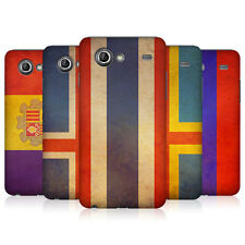 HEAD CASE DESIGNS VINTAGE FLAGS 4 CASE COVER FOR SAMSUNG GALAXY S ADVANCE I9070