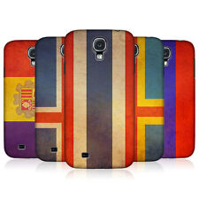 HEAD CASE DESIGNS VINTAGE FLAGS SET 4 CASE COVER FOR SAMSUNG GALAXY S4 I9500