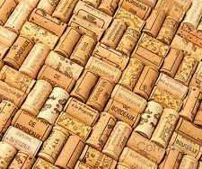 Never Used Natural Wine Corks - Multi Listing 25, 50, 100, 200, 300, 400, 500