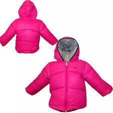 Jacket Coat For Baby Girls Warm Winter Padded Thermal Jacket