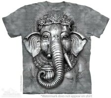 New BIG FACE GANESH T Shirt