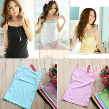 1pc Womens Girls Sexy Casual Slim Lace Tank Top Vest Camisole Shirt 7 Colors