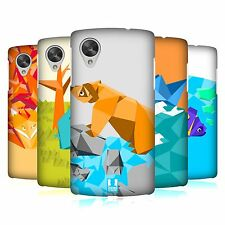 HEAD CASE DESIGNS ORIGAMI CASE COVER FOR LG GOOGLE NEXUS 5 D821