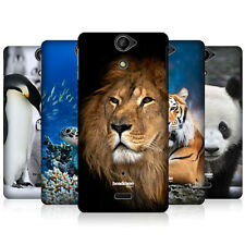 HEAD CASE WILDLIFE PROTECTIVE SNAP-ON BACK CASE COVER FOR SONY XPERIA V LT25i