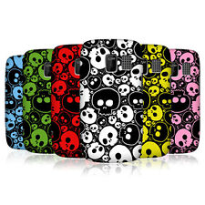 HEAD CASE JAZZY SKULL DESIGN PROTECTIVE HARD BACK CASE COVER FOR NOKIA ASHA 302