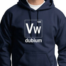 VW DUBIUM bug T-shirt Dub German Racing Volkswagon 105 Hoodie Sweatshirt