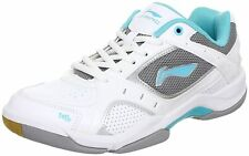 Li-Ning Ladies Badminton Shoe Trainer Aqua - NEW - RRP £65 UK Sizes 4.5, 5, 5.5