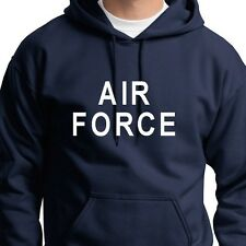 AIR FORCE athletic Training T-shirt US Military Hoodie Sweatshirt