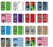3M 180C Premium Quality Vinyl Skin Decal Body Wrap for Apple iPhone 5