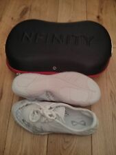 NFINITY CHEER SHOES TRAINERS VENGENCE KIDS BOYS GIRLS ADULT NEW SMALL FITTING