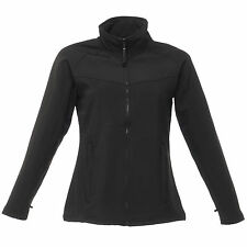 Womens Ladies Regatta Uproar Softshell Stretch 2 Layer Water Repellent Jacket