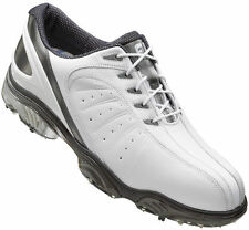 FootJoy FJ Sport Golf Shoes White Mens Closeout 53255 New