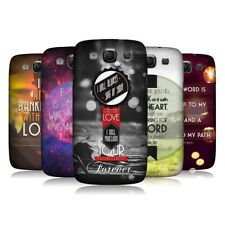 HEAD CASE CHRISTIAN TYPOGRAPHY SERIES 1 CASE FOR SAMSUNG GALAXY S3 III I9300