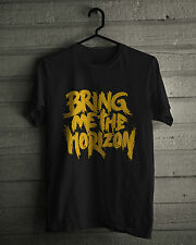 Bring Me The Horizon T-Shirt New Black Shirt Size S-3XL