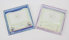 Sweet Petite by Lesser & Pavey Glass Picture Frame *Anniversary & Birthday* 1221