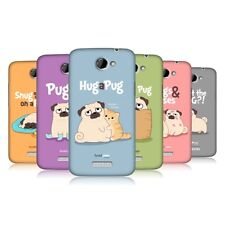 HEAD CASE DESIGNS PIPER THE PUG HARD BACK CASE COVER FOR HTC ONE X