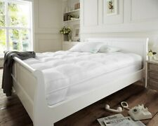 Slight Seconds Hotel Quality 4 inch Deep Thick Mattress Topper - All Sizes
