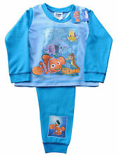Disney Pyjamas Finding Nemo Pyjamas Boys Pjs 1 2 3 4 5 Years