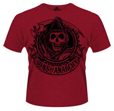 Sons Of Anarchy 'Reaper Banner' T-Shirt - NEW & OFFICIAL!