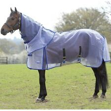 Weatherbeeta Comfitec Ripshield Plus Summer Horse Sheet Fly Neck Cover Bellyband