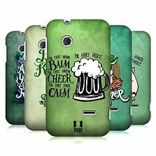 HEAD CASE DESIGNS IRISH CRAIC CASE COVER FOR SONY XPERIA TIPO ST21i