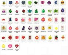 5 10 20 30 35 40 50 All Rainbow Loom Charms For Bracelet Rubber Bands Kids Craft