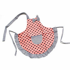 New Child's Princess Apron Kid's Baking Children's Party Kitchen Cook Boy Girl