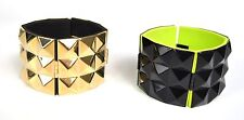 Marc by Marc Jacobs Maripol Studded Clasp Bracelet Cuff Bangle New