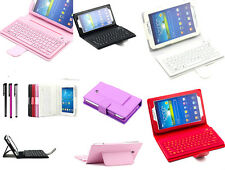 """Bluetooth Keyboard Stand Case for Samsung Galaxy Tab3 7"""" T210 T211 P3200 P3210"""