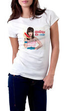 Katy Perry T-Shirt, American recording artist Hot n Cold White tee