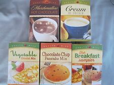 """HEALTHWISE - Soups, Hot Drinks, and Breakfast - Like """"Ideal Protein"""""""