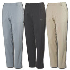 Puma Golf Tech Pants 2014 Flat Front 565524 Mens Moisture Wicking NWT