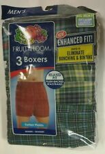 FRUIT OF THE LOOM 3 pack boxers, boxer shorts 3XL (50-52) NWT