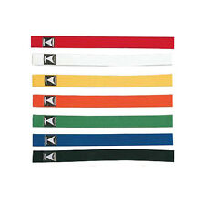 New Proforce Double Wrap Solid Karate Taekwondo Belt 7 Colors Available
