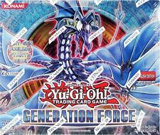 Yu-gi-oh Generation Force Commons Mint Single/Playset Take Your Pick