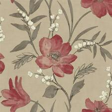 GRANDECO ROYAL HOUSE LUXURY ELISE FLORAL 10M WALLPAPER ROLL BLOSSOM FLOWERS B/P