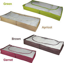 Colorful Underbed Clothes & Bedding Storage Bag