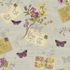 ARTHOUSE SOPHIE CONRAN POSTCARDS HOME FLORAL BUTTERFLY MOTIF WALLPAPER 950903