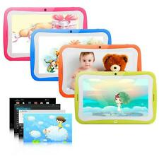 "Multi-Color 7"" Tablet PC IPS Android 512M 8GB Dual Core Camera for Kids Children"