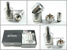 INSTOCK! CARTEL STILLARE V3 BY INFINITE STAINLESS STEEL ATOMIZER RDA RBA ATTY