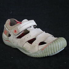 CHILDRENS KIDS TIMBERLAND CROWN LEATHER SUMMER TRAINER SANDALS SIZE UK 11