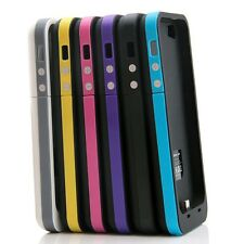 2500mAh Backup External Battery Charger Power Bank Pack Case for iPhone 5 / 5S