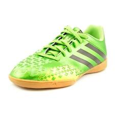 Adidas Predito LZ In J Youth Boys Leather Sneakers Shoes