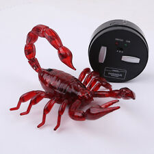 Rechargeable Innovation Infrared Electric Scorpion Remote Control RC Toy For Kid