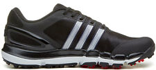Adidas Pure 360 Gripmore Sport Golf Shoes Q47015 Black/Silver 2014 Mens New