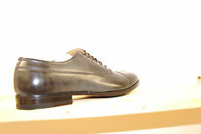 Maison Martin Margiela Distressed Men's Formal Lace-Up Shoe Brown made in italy