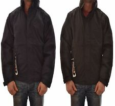 REGATTA MENS DOVER WATERPROOF JACKET FLEECE LINED WORKWEAR TRW297 HYDRAFORT
