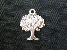 Tibetan Silver Style Tree of Life Charms 50pcs 80pcs 120pcs Wicca, Pagan