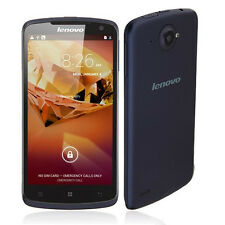 Hot Android 4.2 MTK6589 4Core 5.3 Inch IPS Screen Cell Phone Lenovo S920 WCDMA