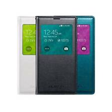 New In Box Original OEM Samsung S-View Flip Case Cover for Samsung Galaxy S 5